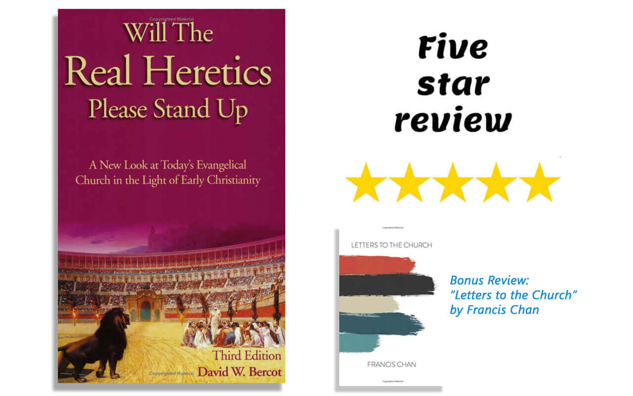 Image for: Will the Real Heretics Please Stand Up (Book Review)