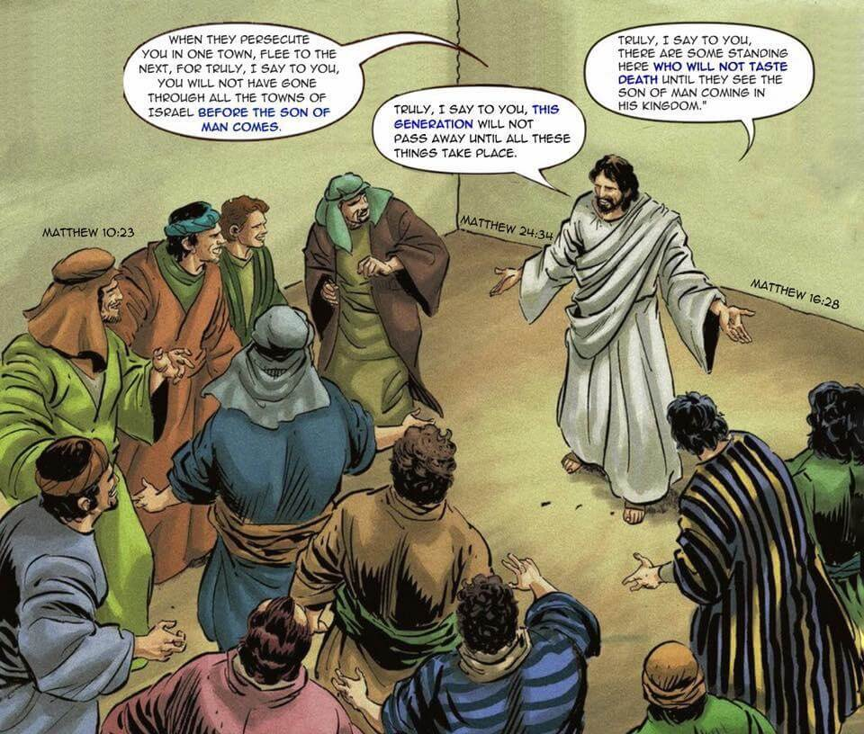 The Coming Kingdom of the Son of Man