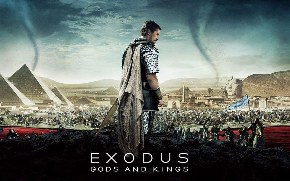 Exodus: Gods and Kings Review - Action epic loosely based on the Bible