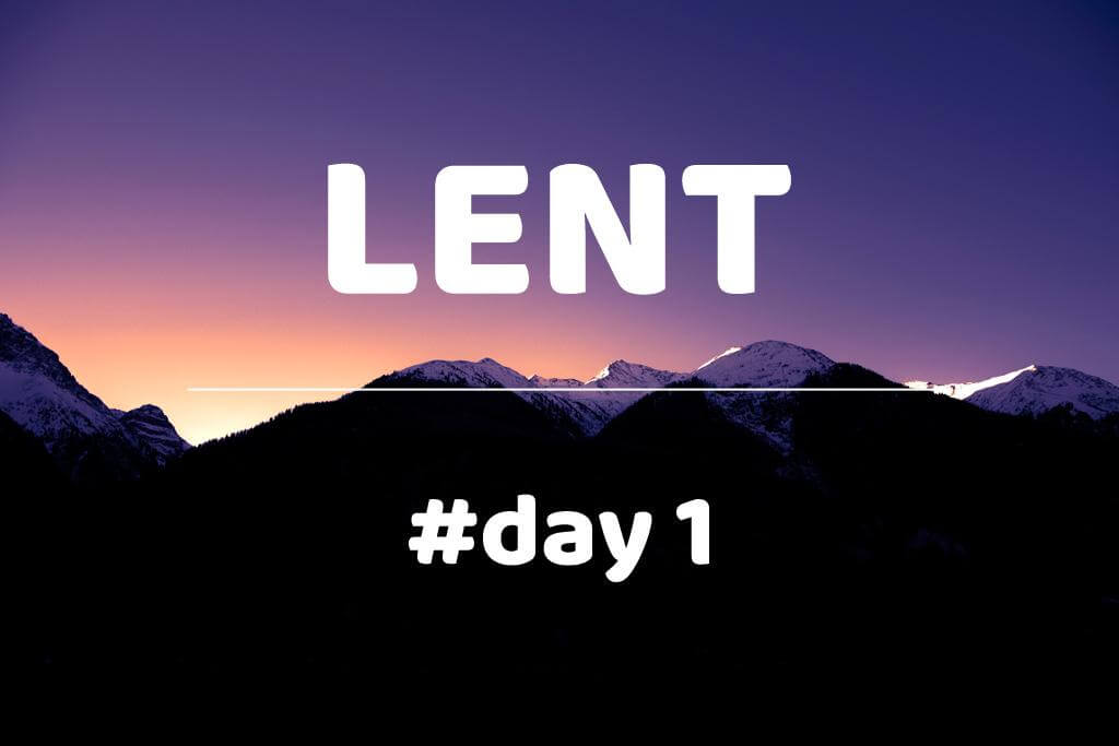 Header Image for: Lent: Day 1 - The Didache