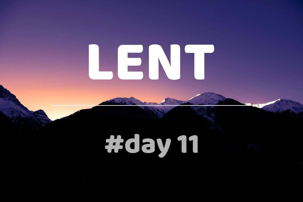Header Image for: Lent: Day 11 - Ignatius to Polycarp