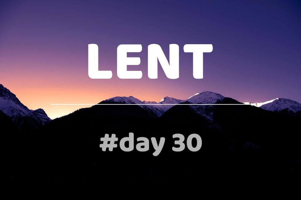 Header Image for: Lent Day 30: Cyril of Jerusalem: Catechetical Lectures: Lecture XIX