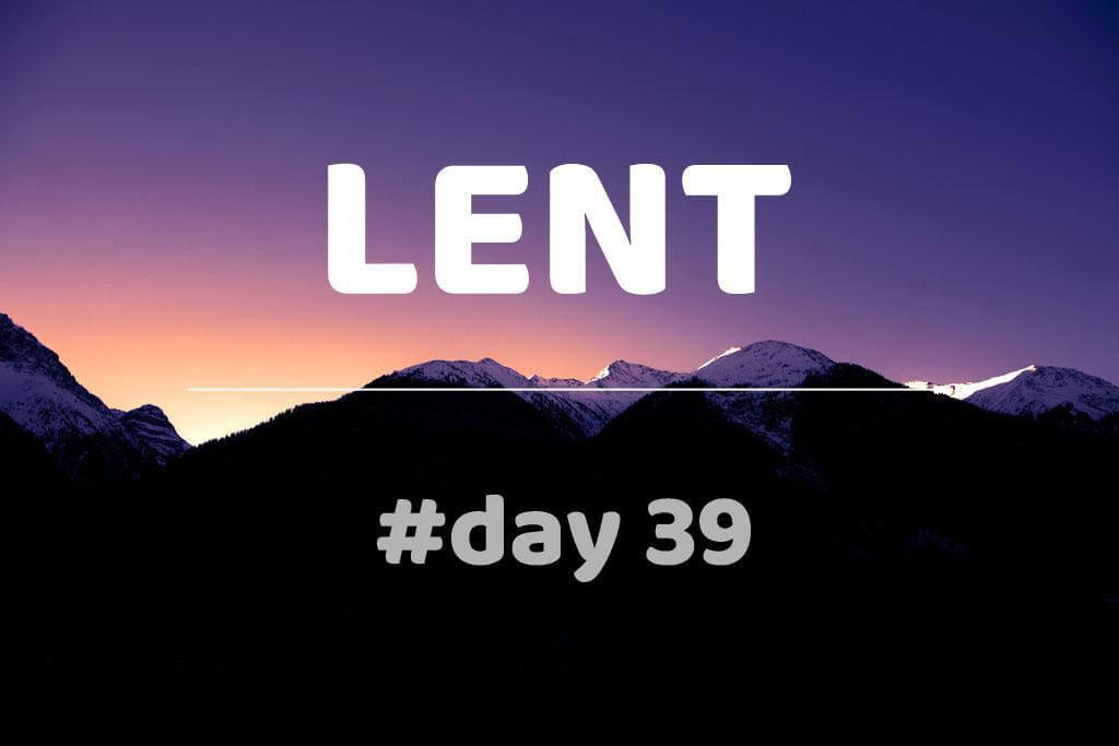 Header Image for: Lent Day 39: Leo the Great: Sermon XLIX (On Lent XI)